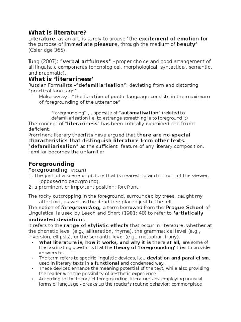 Types Of Deviation | Morphology (Linguistics) | Linguistics