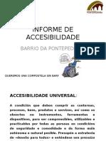 Informe accesibilidade (abril 2016)