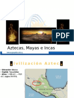 CIVILIZACIONES PREHISPANICAS 2011