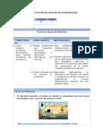 CTA UNIDADES Y SESIONES DE 1 Y2 DO GRADO