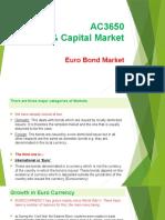 AC3650 Euro Bond Market