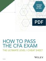 How-to-Pass-the-Cfa-Exam.pdf