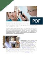 El Otorrinolaringólogo
