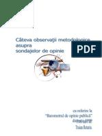 Rotariu - Cateva observatii metodologice asupra sondajelor de opinie.pdf