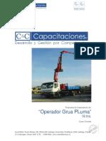 Temario Operador GRua Pluma