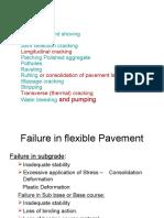 Pavements Distress