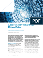 A Conversation With CDPQ Michael Sabia