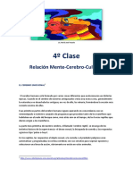 4º Clase Relación Mente-cerebro-cultura. Algo Para Leer