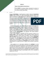 03 - Ontología y Posiciones Ontológicas