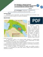 CLASE 11 - LAS CIVILIZACIONES DEL CERCANO ORIENTE (GUIA N° 8)