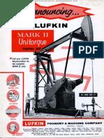 Catalog 2C48 Mark II Unitorque Pumping Unit Reduced