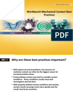 2014 Sd Mechanical Contact Best Practices