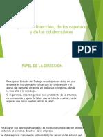 LA DIRECCIÓN%2cCAPATACES Y TRABAJADOR clase 4p1.pptx
