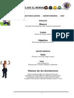 Libro de Secretaria Revisado y Aprobado 2014