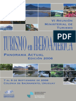 Turismo en Iberoamerica
