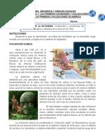 CLASE 13 - LAS CIVILIZACIONES DE AMÉRICA (GUIA N° 9)