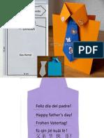 Dia Del Padre - manualidad para el día del padre