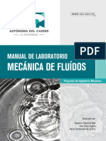 Manual Lab Mecanica de Fluidos
