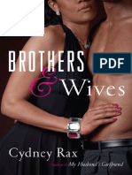 Brothers and Wives by Cydney Rax - Excerpt