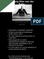Arquitectura Postguerra 4 de Mayo
