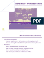 Purple Line Functional Plan - Worksession Two