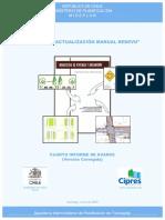 Metodologia Redevu Memoria c152 Informe4 v2b