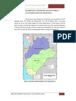 Informe Abastecimiento de Agua y Alcantarillado