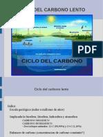 Ciclo del Carbono Lento