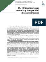 03) Antunes, C. (2001). ¿Cómo funcionan la memoria y la capacidad de concentración En Estimular las Inteligencias Múltiples.pdf