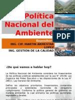 Politica Nacional Ambiental_1