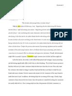 english 112 first essay