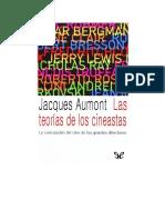 Aumont, Jacques - Las Teorias De Los Cineastas.rtf