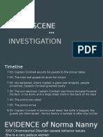 crime scene presentation  1   1