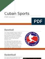 Cuba Sports
