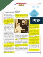 Carla Wainsztock - José Martí. Entre La Filosofía de La Relación y La Pedagogía de La Ternura