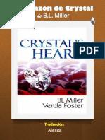 El corazón de Crystal - B.L. Miller