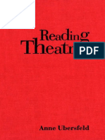 (Toronto Studies in Semiotics and Communication) Anne Ubersfeld