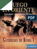 Fuego en Oriente - Harry Sidebottom
