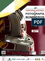 150516 Bases i Concurso Nacional Fotografico de Bomberos