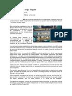 El Impacto de Los Megabuques en Los Puertos