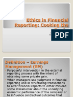 Ethics in Financial Reporting