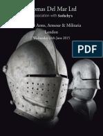 Antique Arms, Armour - Militaria