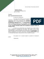 Carta Contestacion Arbitraje