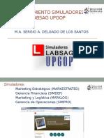 Procedimiento Simuladores Labsag Upgop