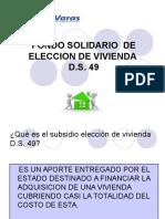 FONDO SOLIDARIO  DE ELECCION DE VIVIENDA .ppt.ppt