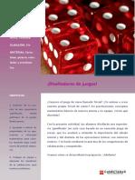 PRIM. Diseñadores de Juegos