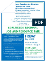 Coalfields Job Fair