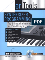 Power Tools for Synthesizer Programming The Ultimate Reference for Sound Design.pdf