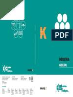 Catalogo Industria General