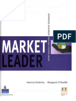 New Market Leader Advanced Coursebook